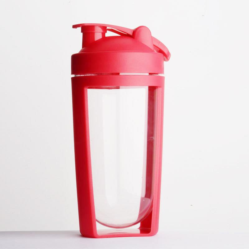 gym shaker bottle plastic water bottle bpa free with customized logo