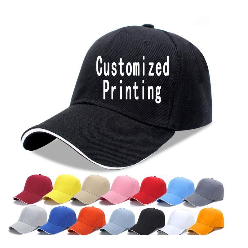 Wholesale custom LOGO kids cartoon baseball cap