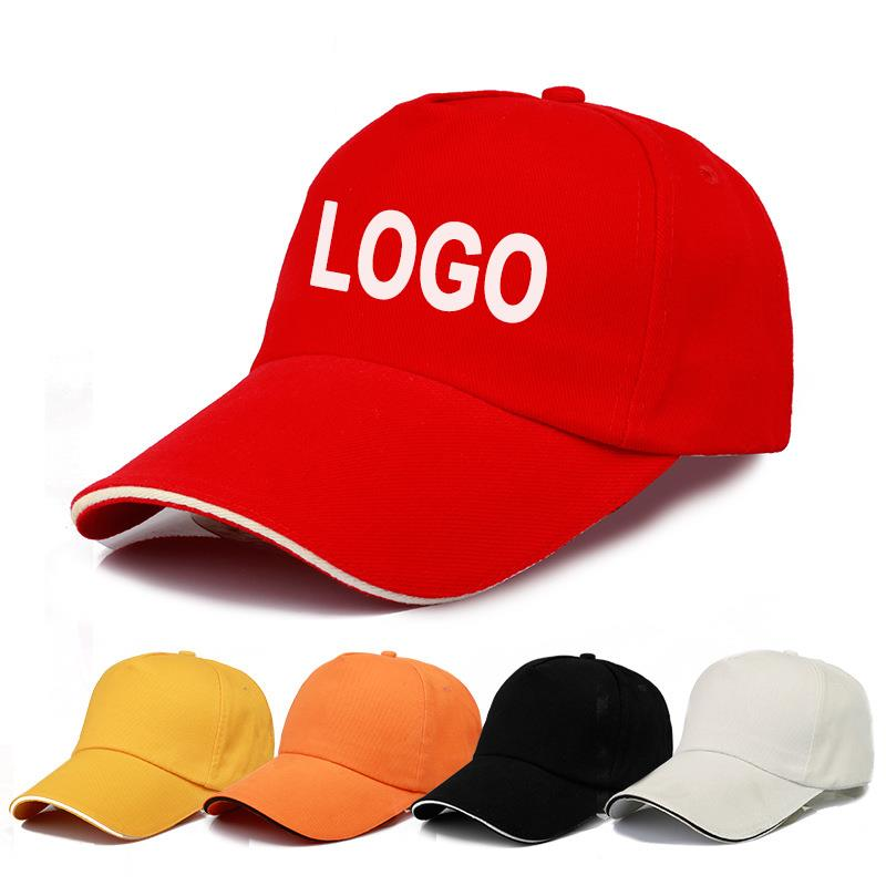 Advertising Baseball Cap Custom Made Sports Caps Golf Hats with logo