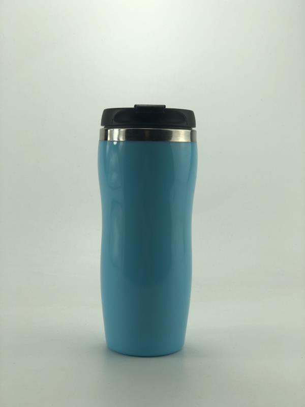 Promotion double wall stainless steel vacuum insulated tumbler Travel mugs coffee travel mug
