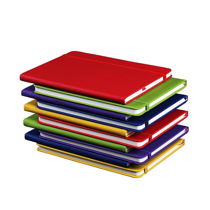 Promotional Write Usage A5 Pu Leather Notebook