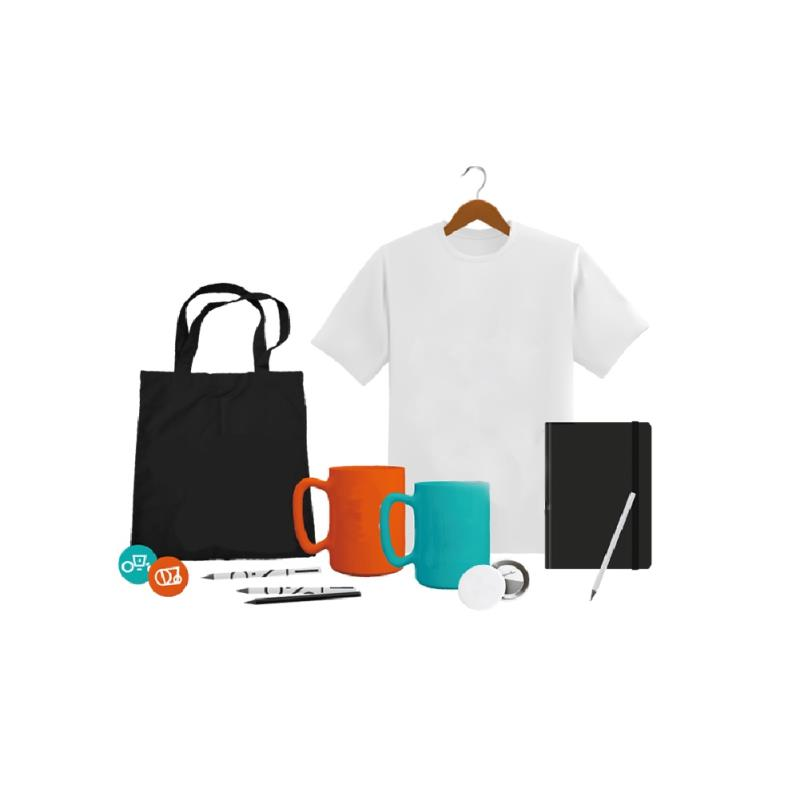 Custom Logo Apparel Corporate Promotional Gift Sets Items