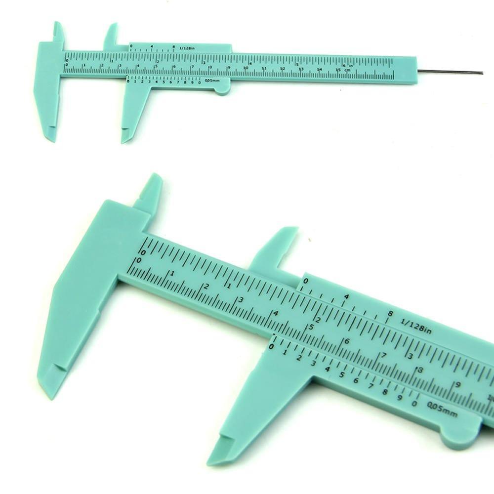 Wholesale Plastic Slide Custom Vernier Caliper 0-150 mm