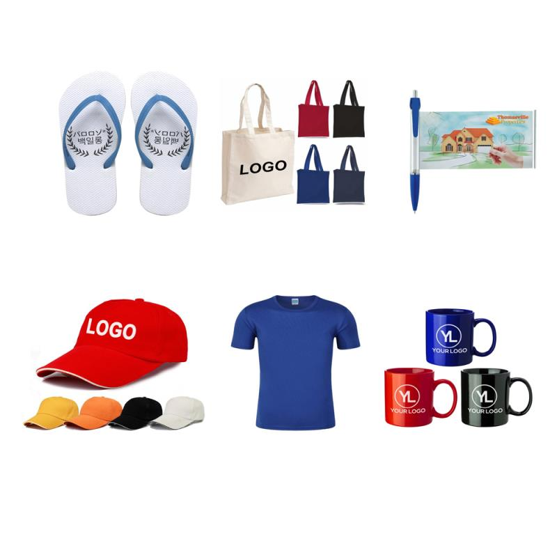 New Product Ideas 2021 Cheap Premium Gift Sets Custom Corporate Promotional Gifts Item With Logo