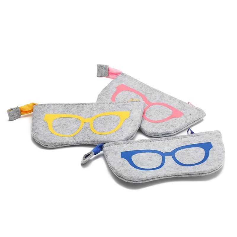 Custom Eyes Reading Glasses Bag Glasses Pouch For Sunglasses Bag