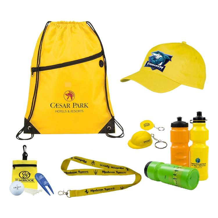 2021 Custom design sports themed promotional business gifts sets