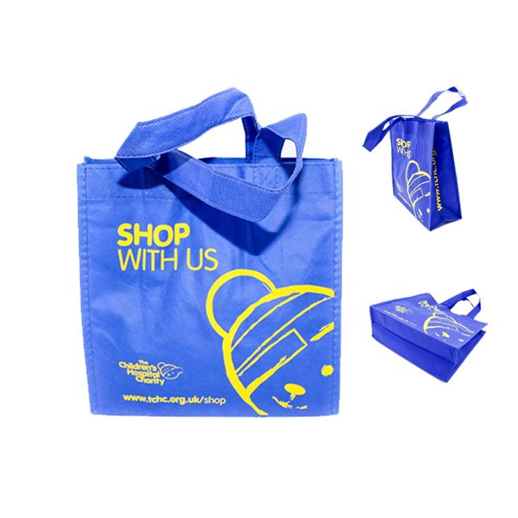 waterproof colorful non woven bags