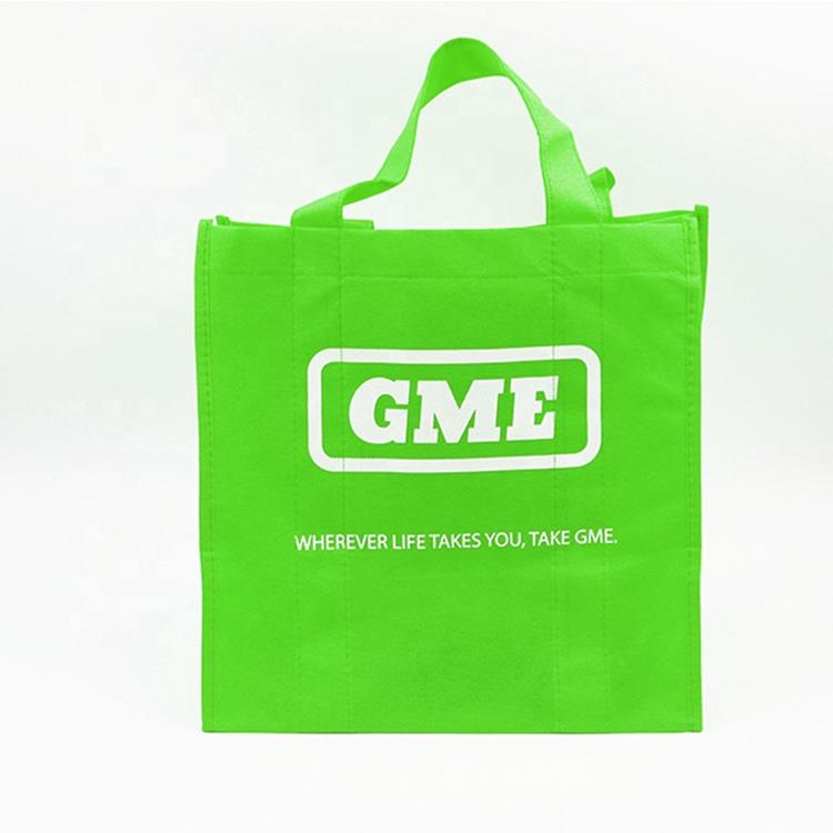 biodegradable non woven fabric carry bag