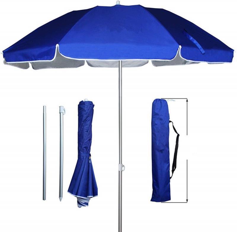 beach umbrella portable fold sombrilla outdoor parasol