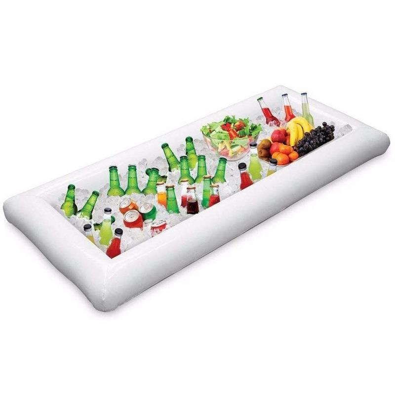 BBQ inflatable buffet severing &saland bar Inflatable Beer Drink Tray