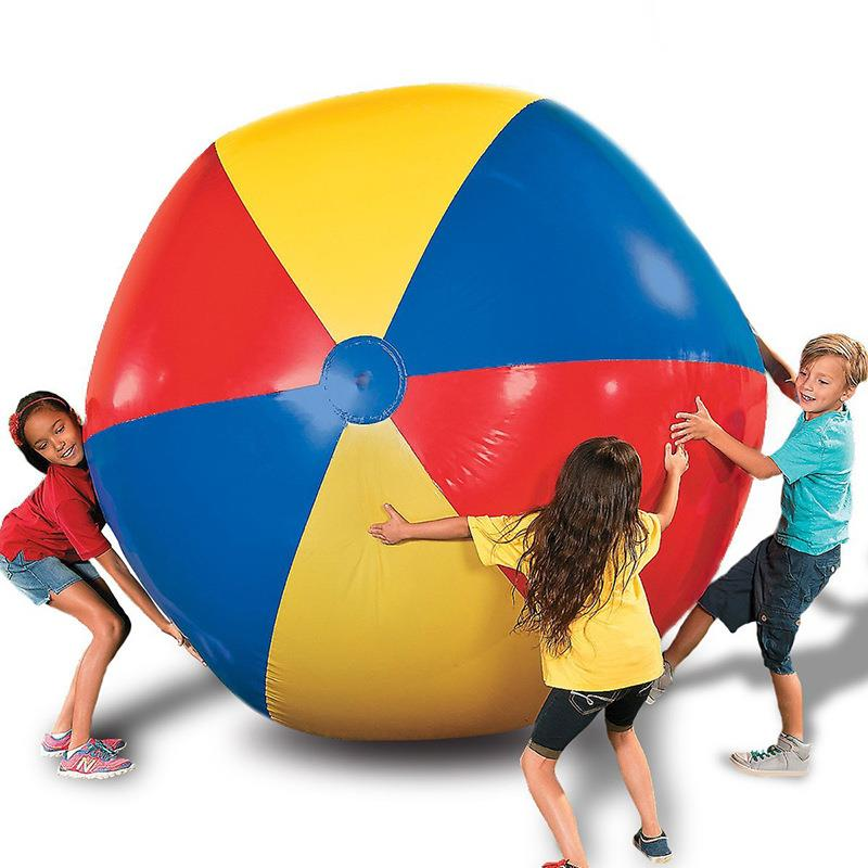 2021 Promotional PVC Inflatable Beach Balls
