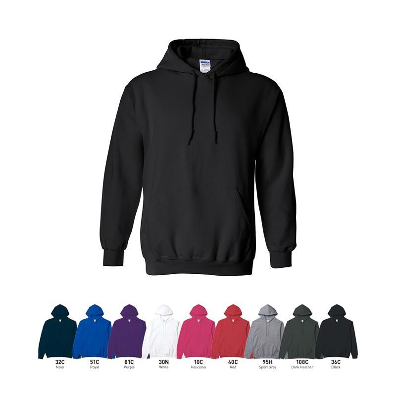 Custom Logo Classic Fit Plain Sweatshirts Mens Hoodies