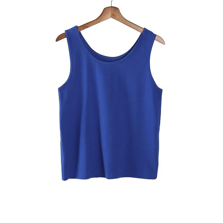 Lycra cotton Tank Tops