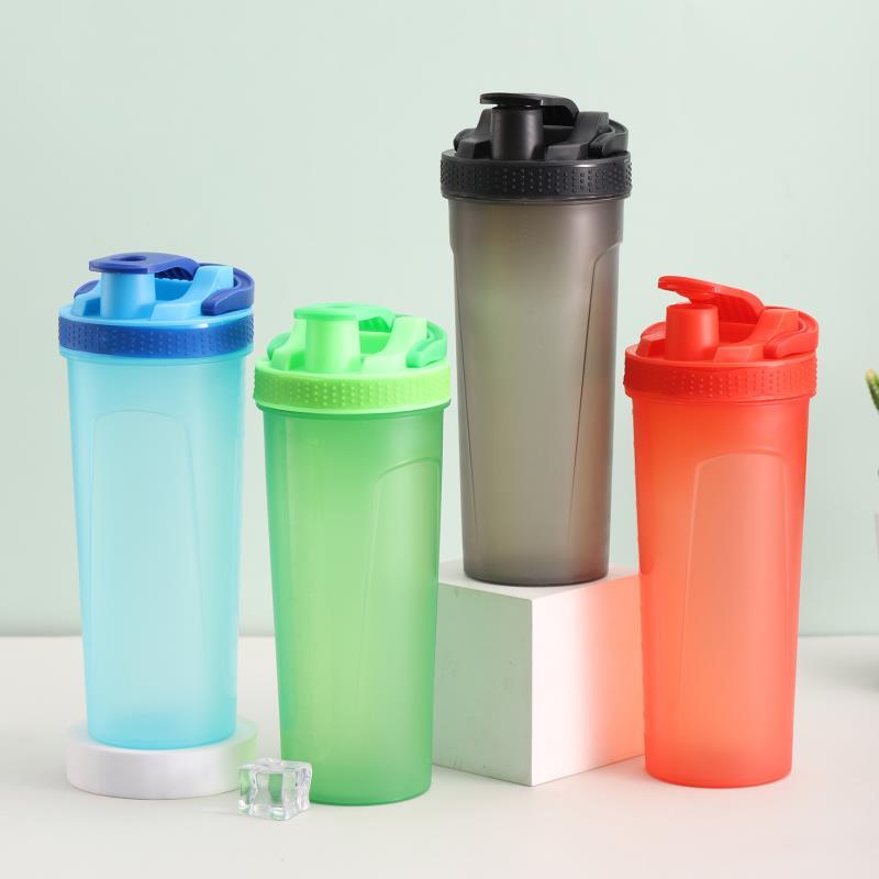 Custom 400ml Protein Shaker Bottle 600ml Shaker Bottle