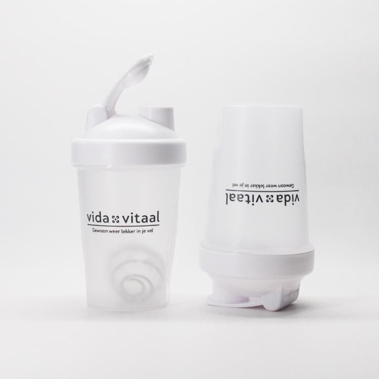 Protein Shake Water Bottles Bpa Free 400Ml 600Ml