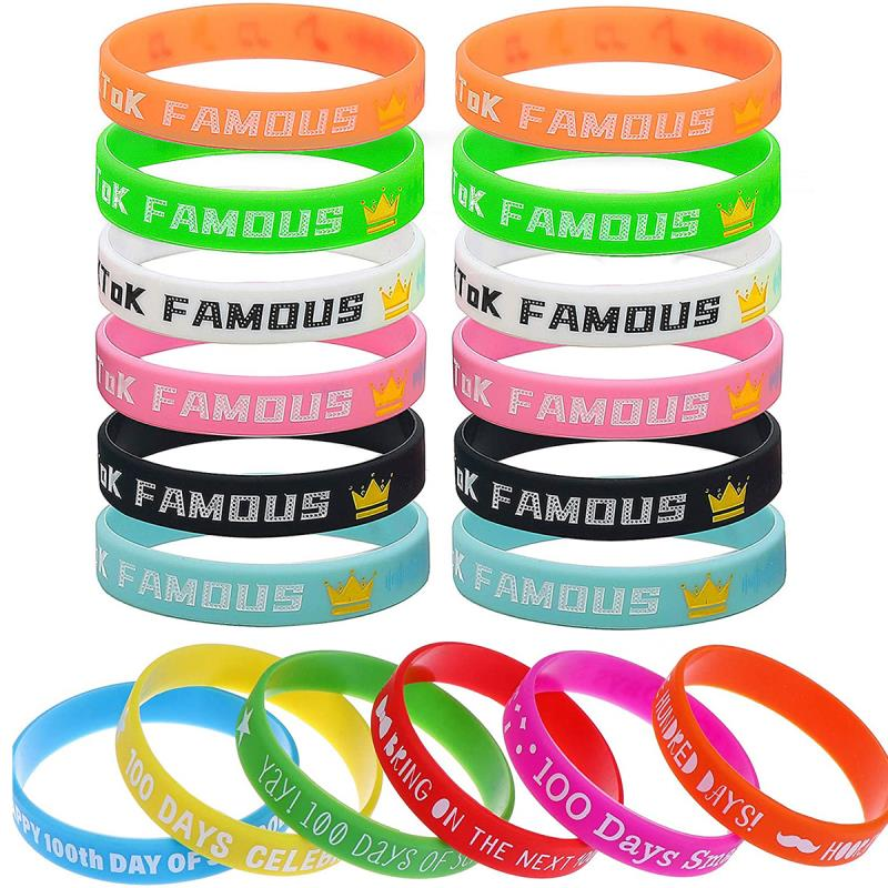Promotional Cheap Custom Silicone Wrist Band