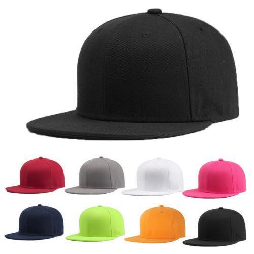 Custom embroidery print logo Women Men Snapback hats cap