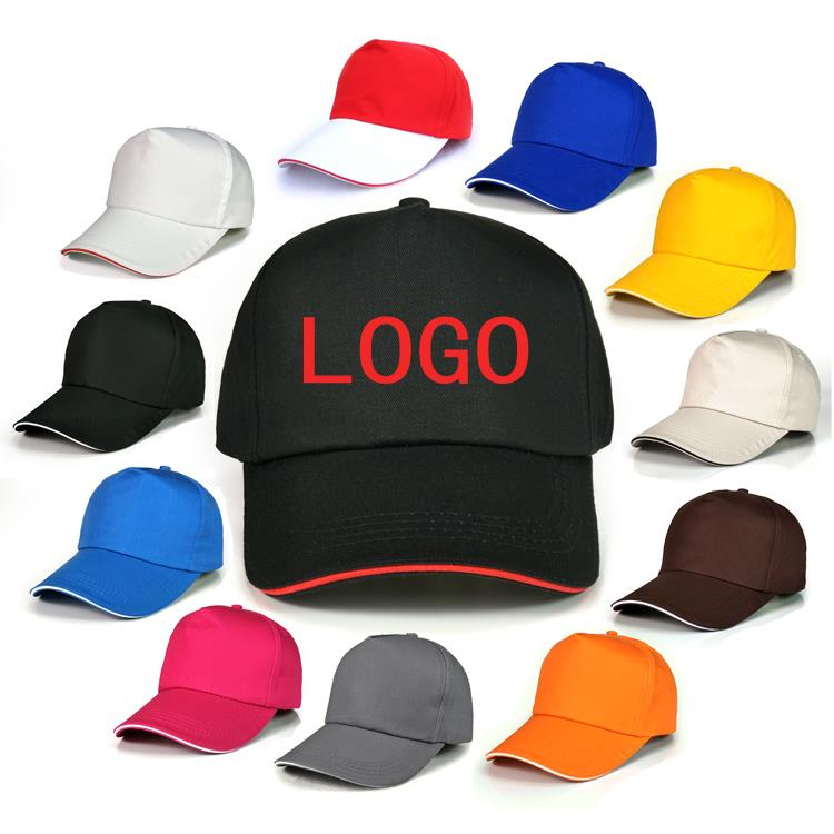 Design you logo caps, embroidery hat