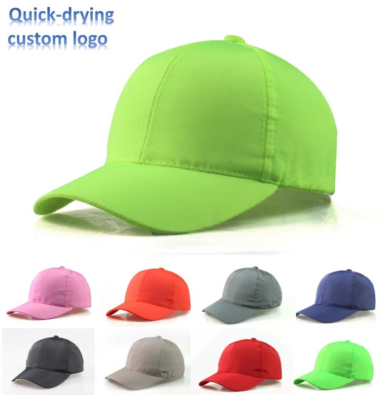 running Breathable baseball hat