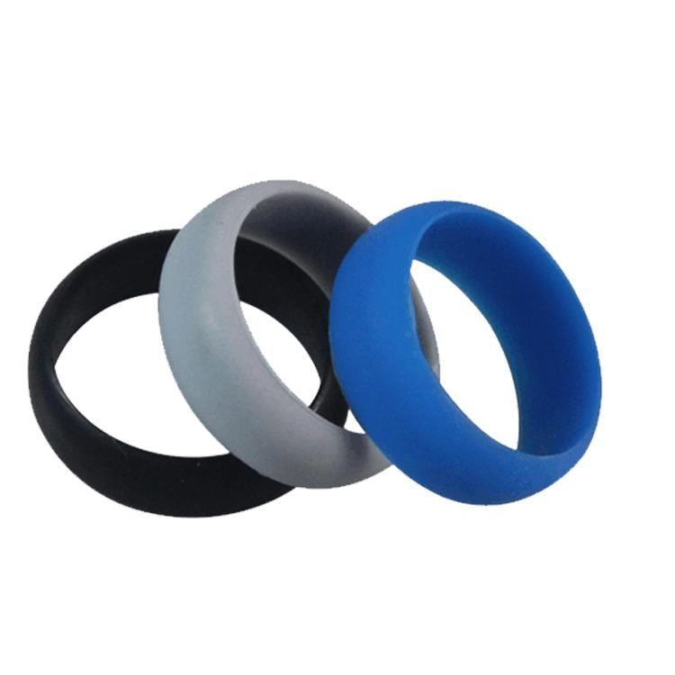 Amazon Hot Sale Silicone Wedding Ring