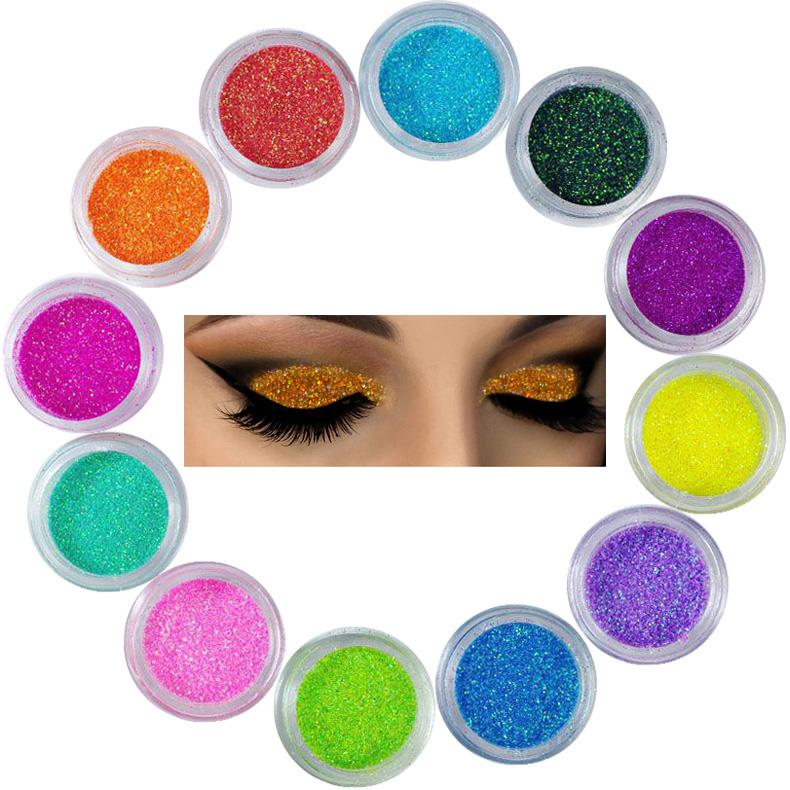 Cosmetic Grade Loose Cameleon Glitter for Eyeshadow