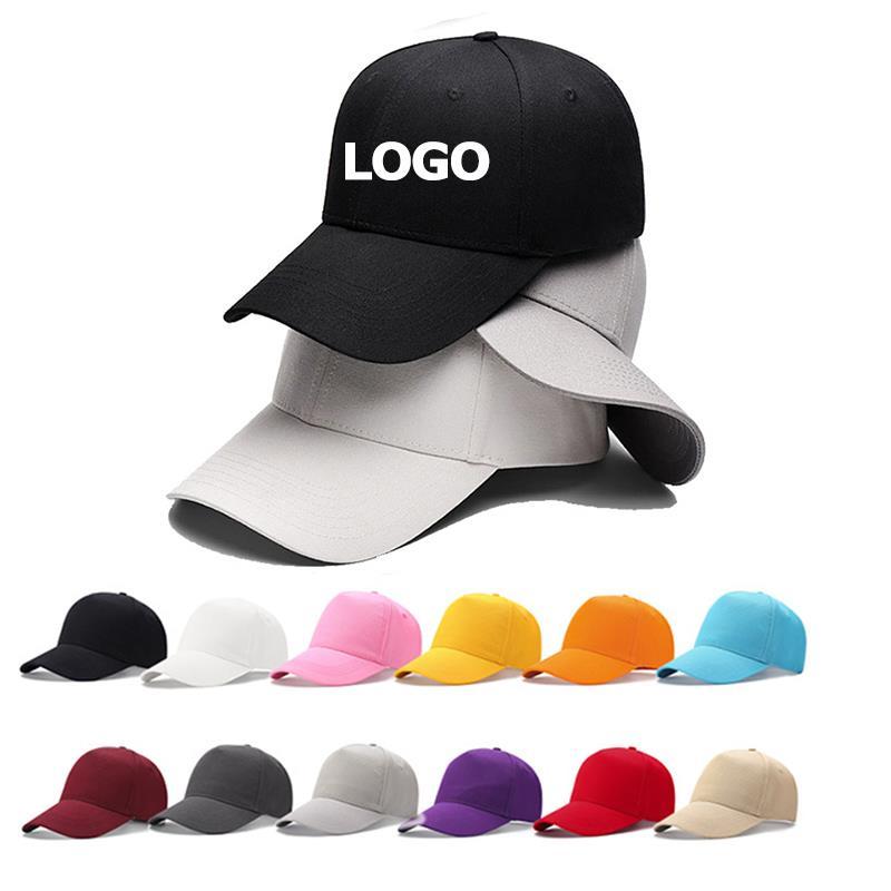 hip-hop custom sports black baseball cap