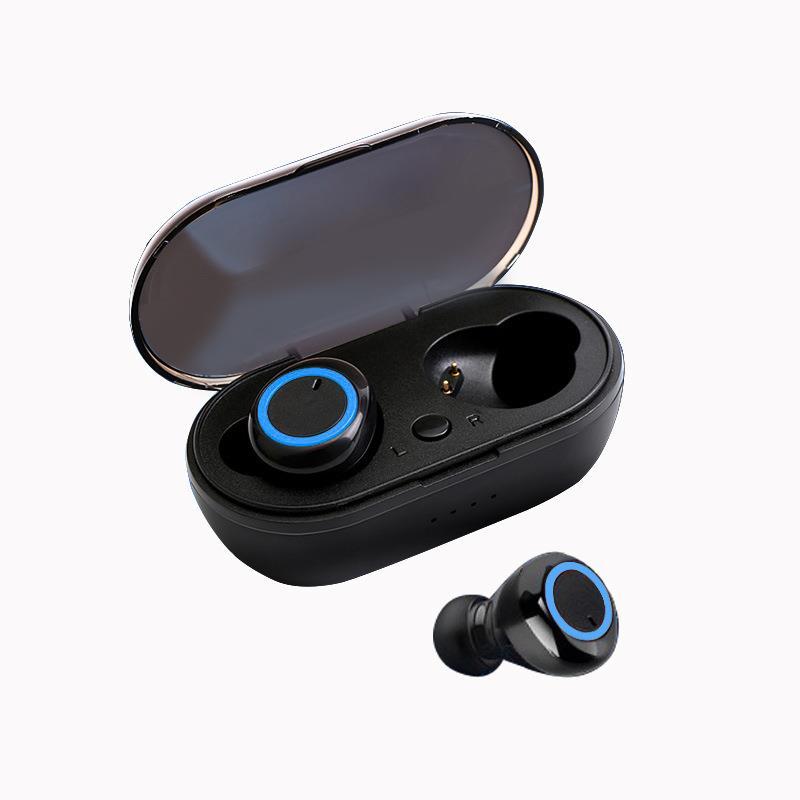 Mini Smart Touch Wireless BT Earphone Stereo Sport Headphone