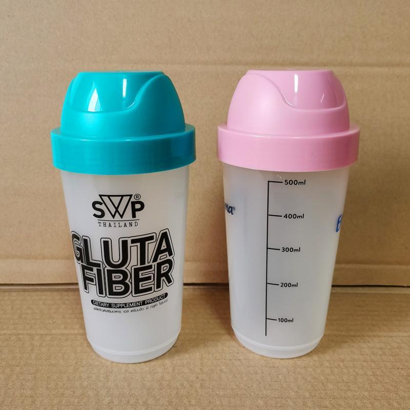 500ML Customized Protein Shaker Bottle