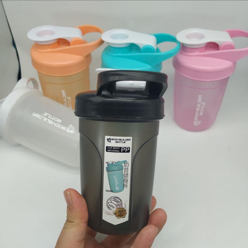 300ML Shaker Bottles