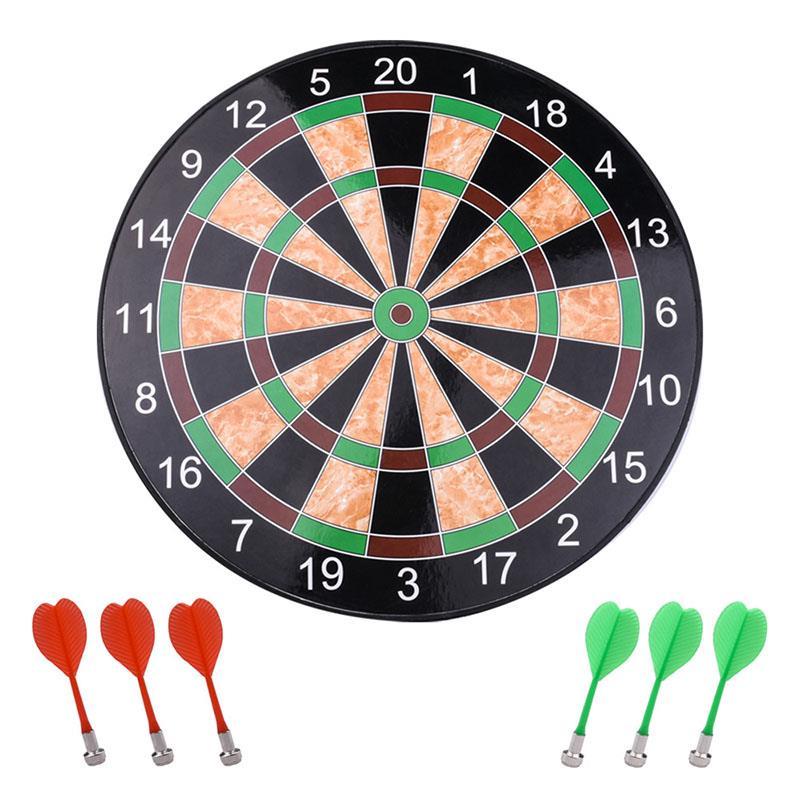 customized professional dart plastic magnet dart safety target