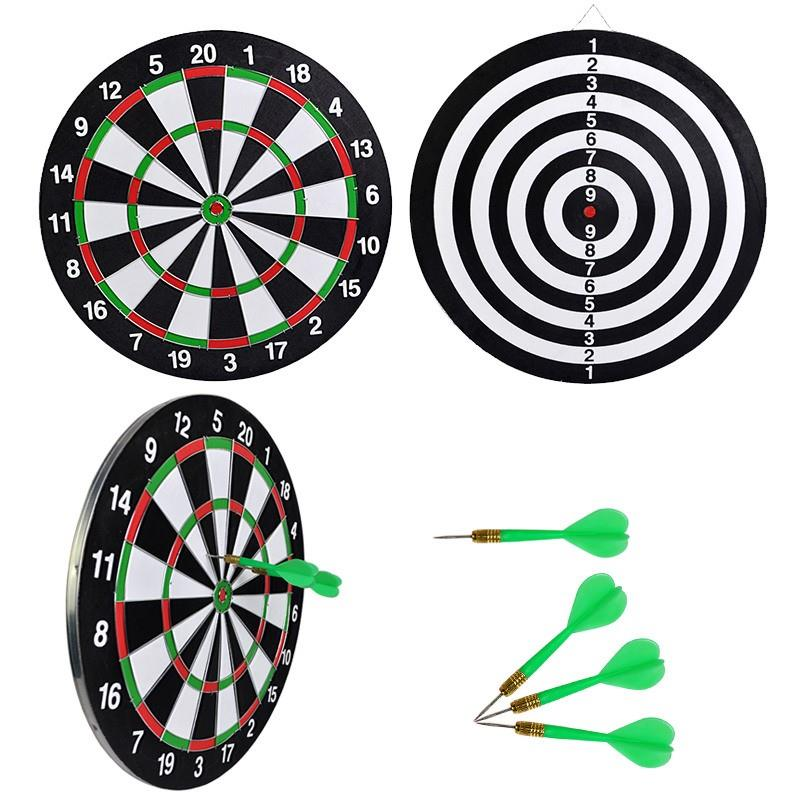Wholesale 12Inch Custom Safety Magnet Dartboard Set With 6 Magnetic Darts