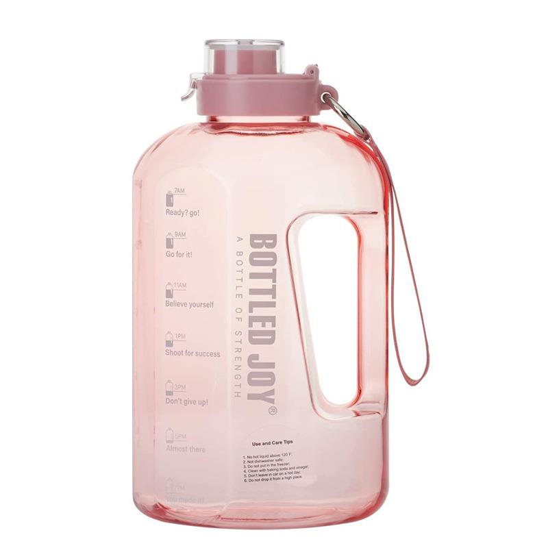 Fitness water cup large capacity sports kettle 2.5 L
