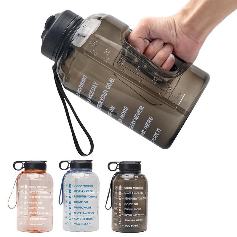 plastic water bottles Fitness Sports Water Bottle Flacon