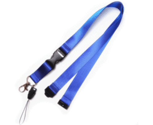 The Office Neck Lanyards
