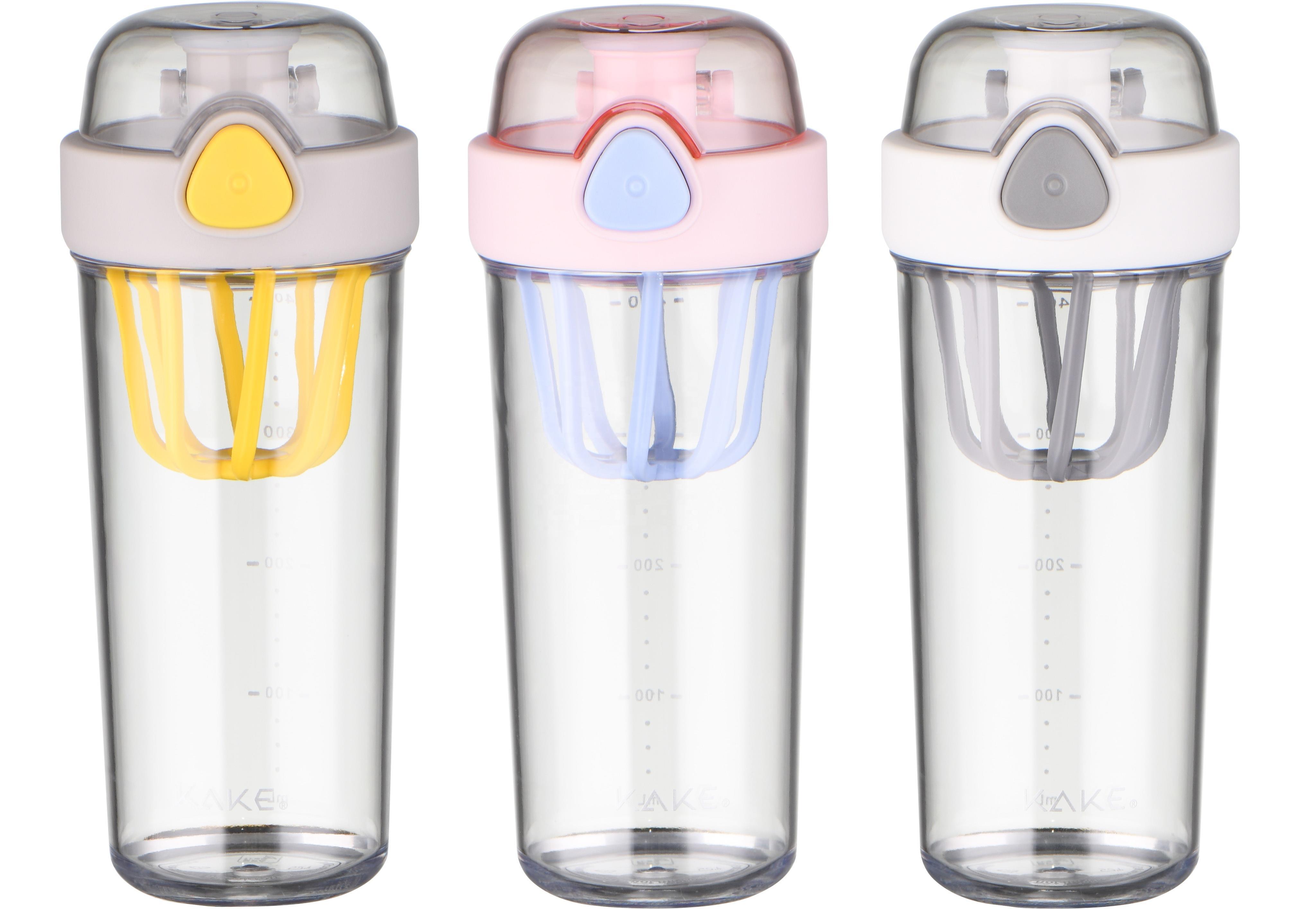 Tritan BPA Free customize logo Shaker Water Bottle