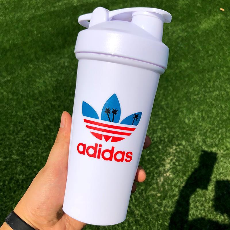 600ml shaker protein bottle shaker bottle custom logo plastic sports water bottle
