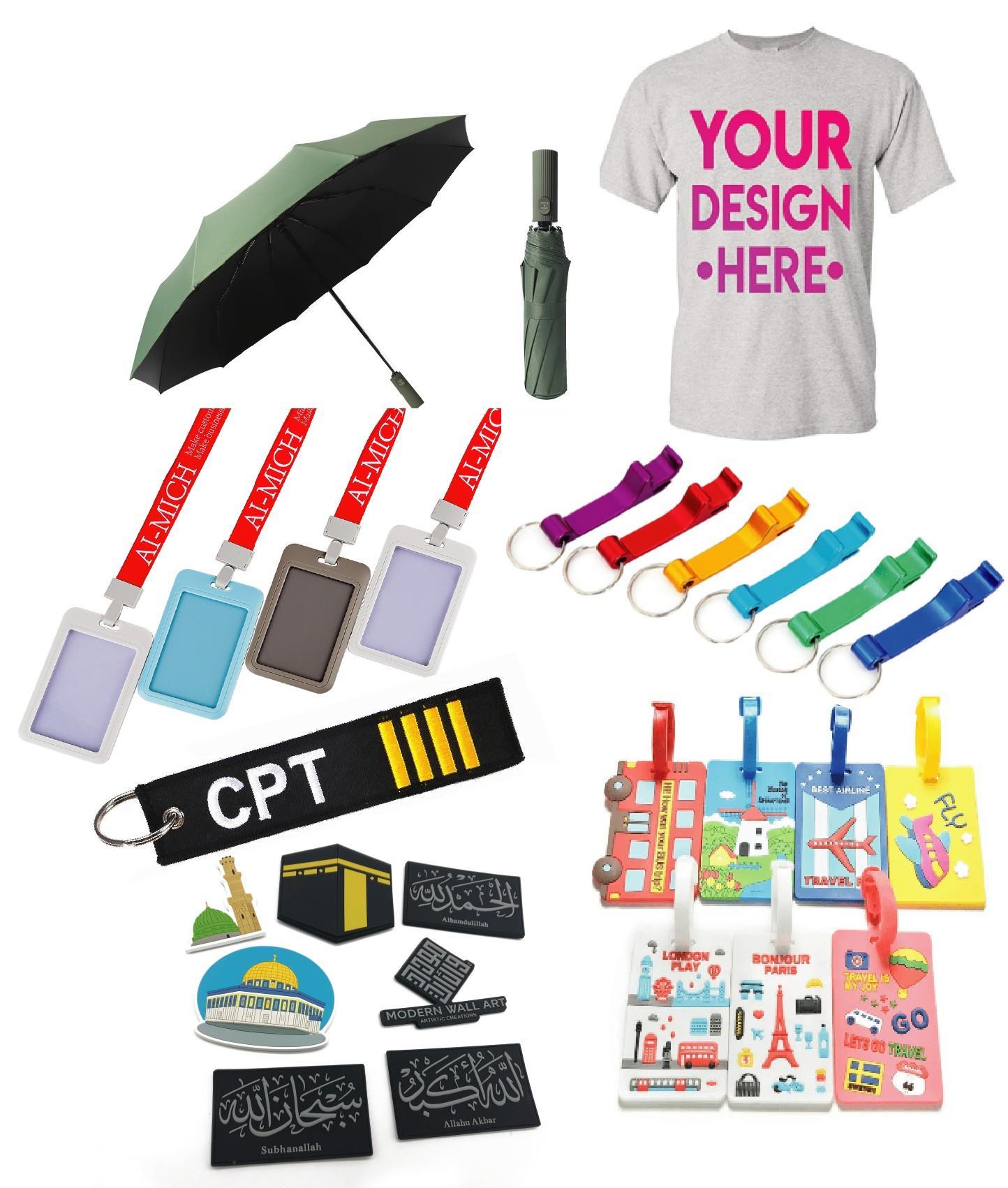 Custom lanyard Cap Pen gift set Company exhibition Christmas